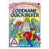Codename Quicksilver: Advanced Level (Usborne Puzzle Adventures Series)