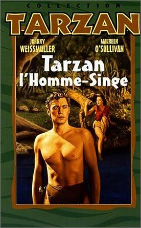 Tarzan (12 films avec Johnny Weissmuller entre 1932 et 1948) VF/VOSTFR