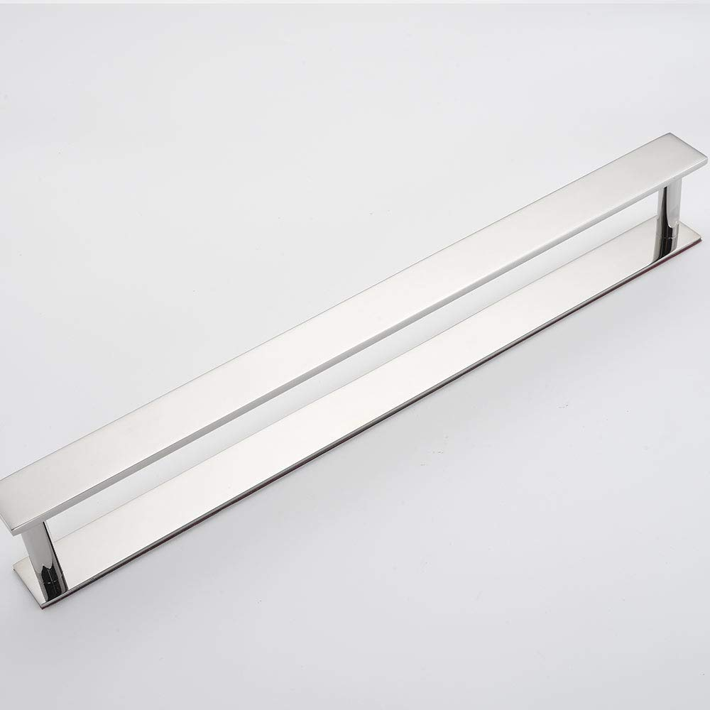 40 cm Homovater Toallero de barra de acero inoxidable 304 autoadhesivo