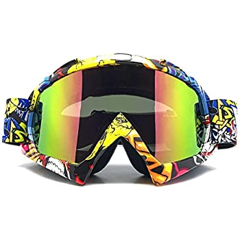 636205de8568 ZDATT Professional Adult Motocross Goggles Dirtbike ATV Motorcycle Gafas UV  Protection Motorbike Ski Snowboard Goggles