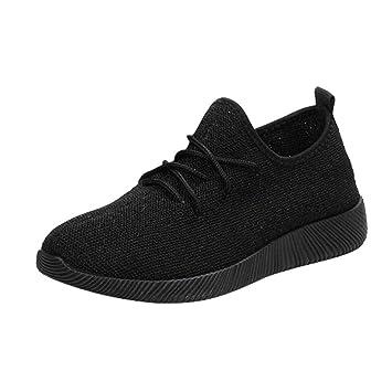 bbc99a4d43aea Amazon.com: ❤ Sunbona Women's Flats Shoes Ladies Summer Casual ...
