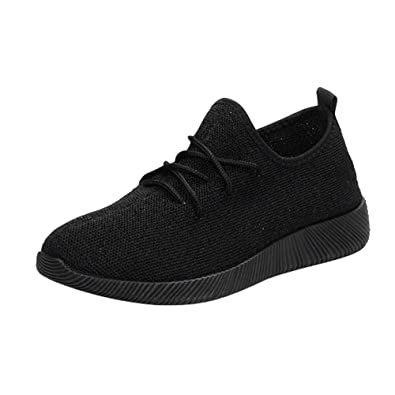 New Women/'s Multi-Colors Trainers Sports Casual Lace-Up Sneakers Shoes Size 3-8
