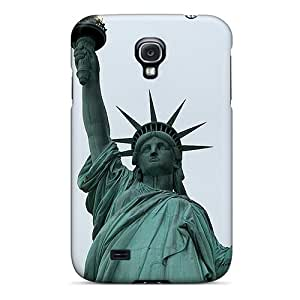 Tpu Protector Snap AzzkV13741ObZOI Case Cover For Galaxy S4