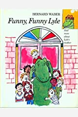 Funny, Funny Lyle (Lyle the Crocodile) Paperback