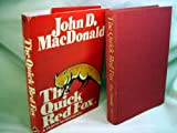 The Quick Red Fox, John D. MacDonald, 039701015X