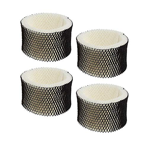 IOYIJOI Humidifier Filter for Holmes A HWF62 HWF62CS Replacement Air Filters for Sunbeam Humidifier Filter SCM1100, SCM1701, SCM1702, SCM1762, SCM2409 (4 Pack)