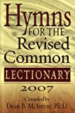Hymns for the Revised Common Lectionary, Dean B. McIntyre, 0881774898