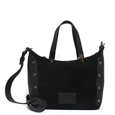 88d663d515d1 Image Unavailable. Image not available for. Color  Marc by Marc Jacobs  Ligero Suede Nano Ninja Shoulder Bag