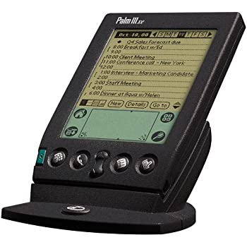 PalmOne IIIxe Personal Handheld Organizer