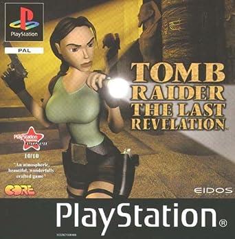 tomb raider the last revelation ps1