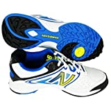 New Balance CK4020 Rubber Cricket Shoes (Blue/White) 5.5 UK