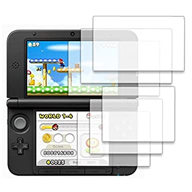 EMPIRE Nintendo 3DS XL 3 Pack of Invisible Films de protection ...