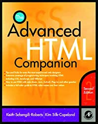 The Advanced HTML Companion