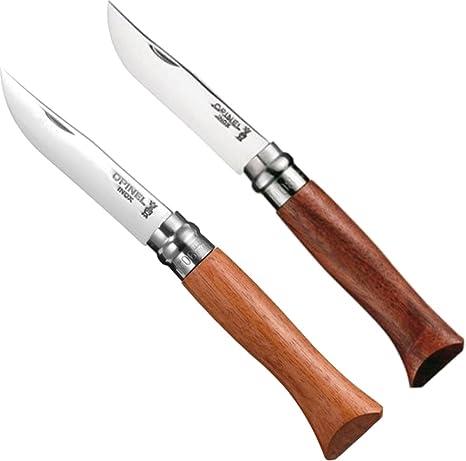 Amazon.com: Cuchillos Opinel nº 6 7 cm, nº 8 8,5 cm Luke ...