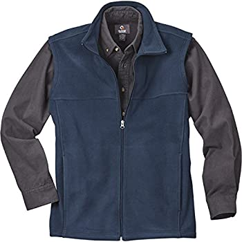 Gravel Gear Men's Zip-Up Fleece Vest (XL)