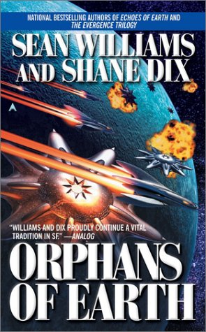book cover of Orphans of Earth