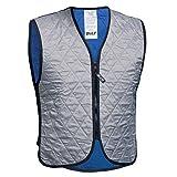 BILT Bilt Cooling H2O Vest - XL, Silver