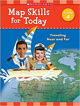 Amazon map skills for today grade 4 traveling near and far amazon map skills for today grade 4 traveling near and far 9781338214918 scholastic teaching resources books gumiabroncs Images