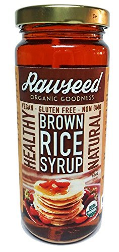 Rawseed Organic Brown Rice Syrup product image
