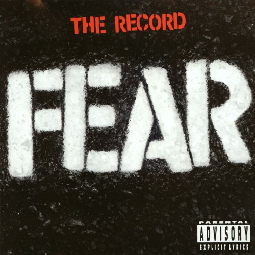 Record Explicit Fear product image