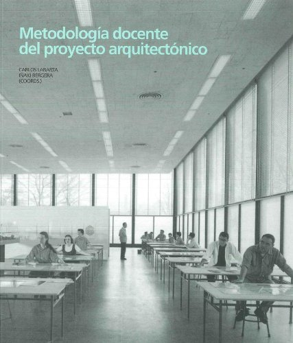 Leer libro metodolog a docente del proyecto arquitect nico for Proyecto arquitectonico pdf
