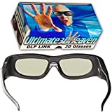 Ultra-Clear HD 144 Hz DLP Link 3D Active