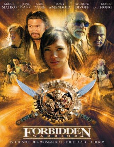 Forbidden Warrior [USA] [DVD]: Amazon.es: Marie Matiko, Sung ...