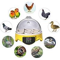 Hisunny Huevos Incubadora eclosión automáticos Incubadora Huevos Automat
