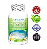 Worldwide Nutrition Pure Vitamin E 400 IU – 60 Softgels Review