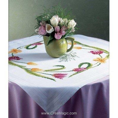 (Royal Paris TULIP TABLE RUNNER)