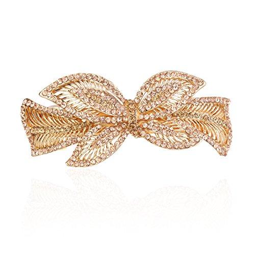 IPINK Luxurious Rhinestone Butterfly Headwear product image