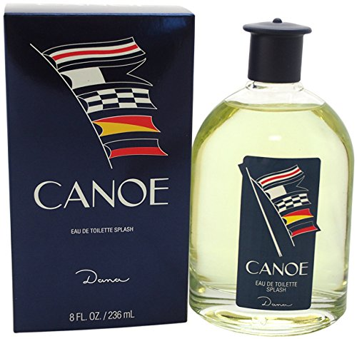 Mens Canoe (Canoe By Dana For Men. Eau De Toilette 8.0 Oz.)