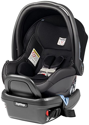 (Peg Perego Primo Viaggio 4/35 Infant Car Seat with base, Licorice)