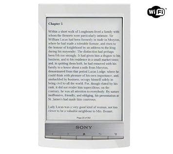 Sony E-Reader PRS-T1 - blanco + 2 AÑOS DE GARANTÍA: Amazon.es ...