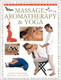 img - for Massage, Aromatherapy & Yoga (Practical Handbook) book / textbook / text book