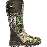 Lacrosse Women's Alphaburly Pro 15'' Height Realtree Xtra Green (376043) | Waterproof | Insulated Modern Comfortable Hunting Combat Boot Best For Mud, Snow (7)