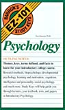 Psychology, Don Baucum, 0812095804