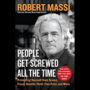 People Get Screwed All the Time Audiobook