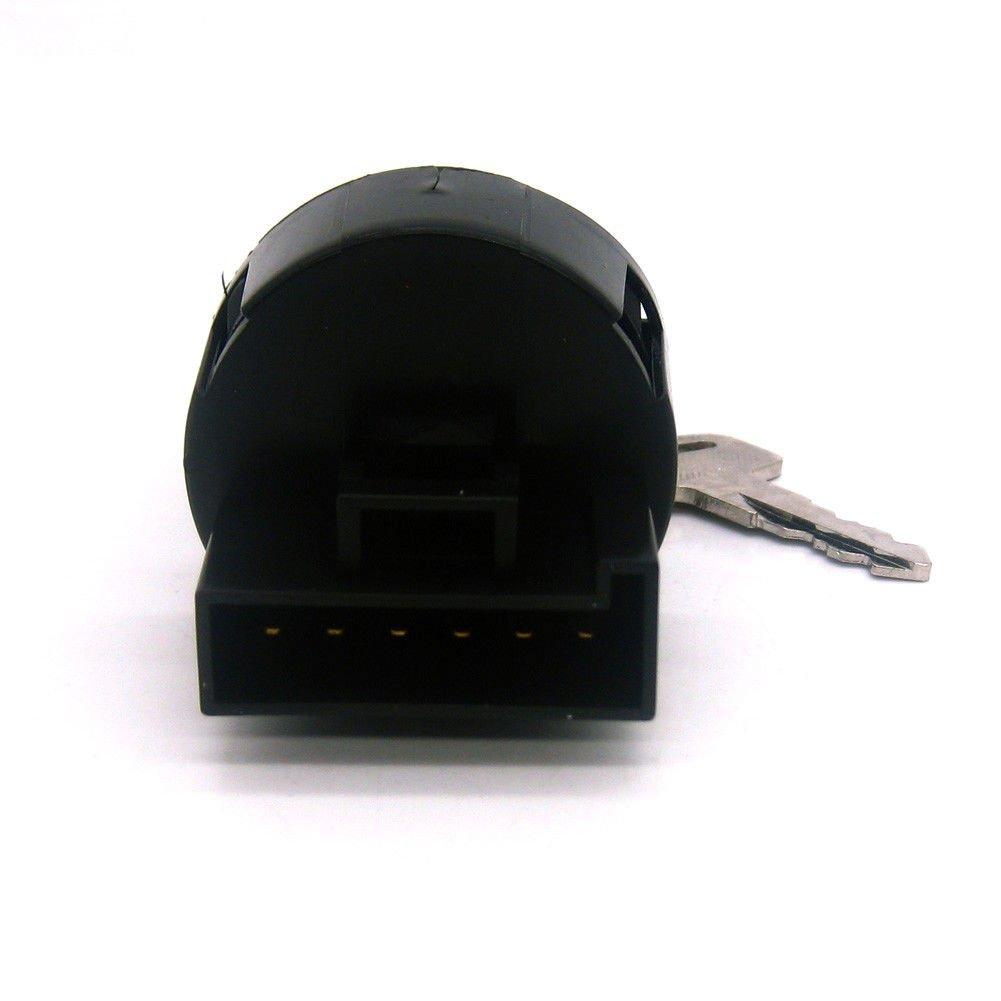 Auto-Moto Key Ignition Switch Fits 2010 2011 2012 2013 Polaris Ranger 400 500 800 4x4 Crew