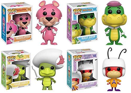 Pop! Animation: Hanna Barbera Snagglepuss, Wally Gator, and