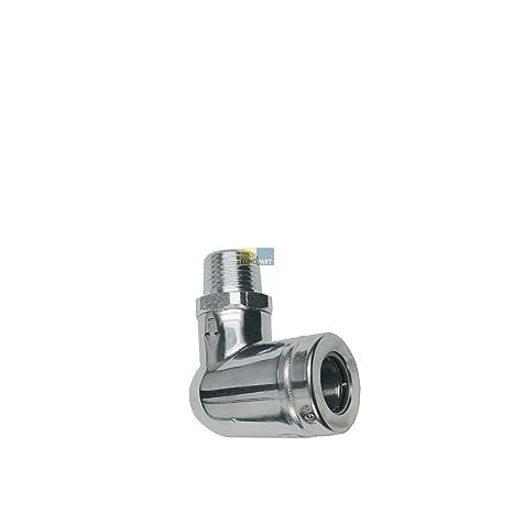 Conector caja para gas horno Seguridad Gas enchufe gt657 1/2 Horno ...