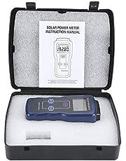 Nitrip SM206 Medidor digital de energía solar Instrumento de prueba de medición de radiación solar
