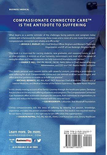 The Antidote to Suffering: How Compassionate Connected Care Can Improve Safety, Quality, and Experience                         (Hardcover)