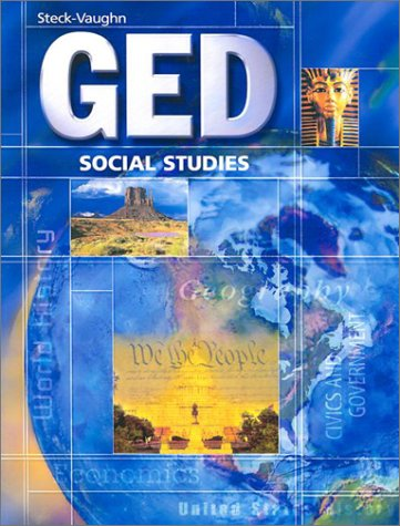 Steck-Vaughn GED: Student Edition Social Studies