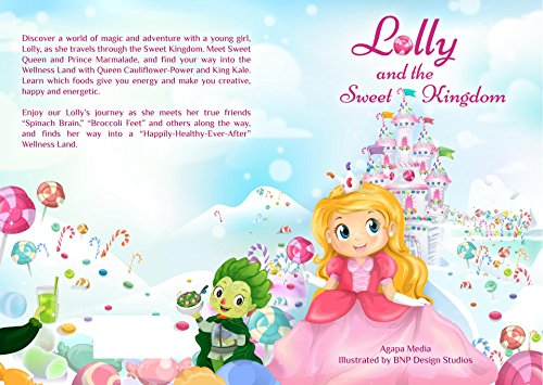 Lolly and the Sweet Kingdom by [Media, Agapa]