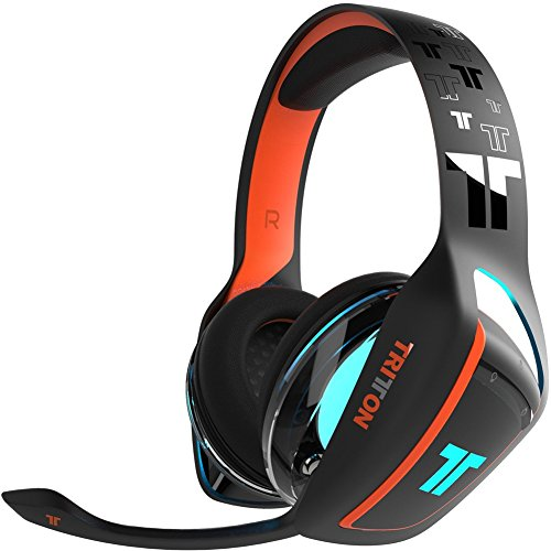 ified Stereo RGB Wired Gaming Headset Playstation 4, Xbox One, Nintendo Switch (Tritton Headphones)