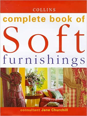 Book Collins Complete Book of Soft Furnishings