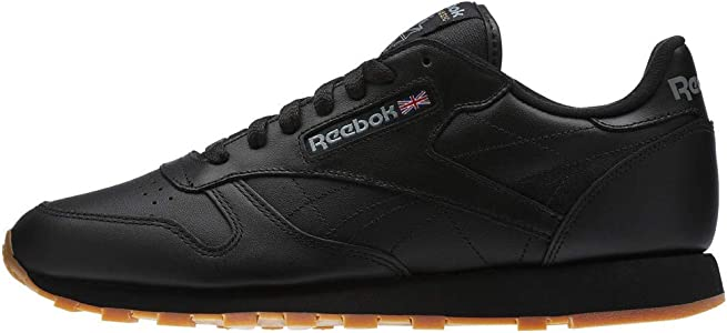 Classic Leather Fashion Sneaker
