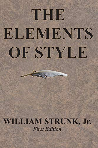 The Elements of Style by William Strunk Jr..pdf