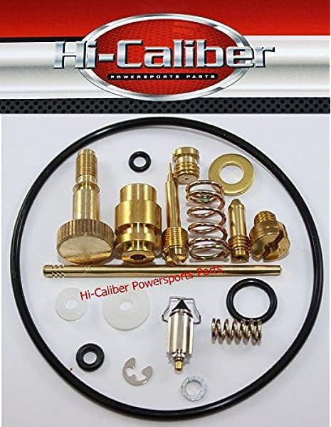 Moose Carb Carburetor Repair Rebuild Kit For 05-06 Yamaha YFM250 YFM 250 Bruin